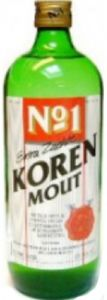 No. 1 Korenmout