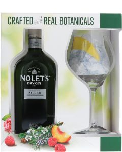 Nolet's Silver Dry Gin Giftpack