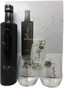 O'Live Gin Giftpack
