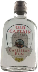 Old Captain Wit Zakfles