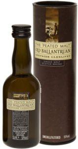 Old Ballantruan Peated Mini