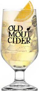 Old Mout Cider Voetglas