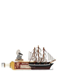 Old Sailor Blended Whisky Schip