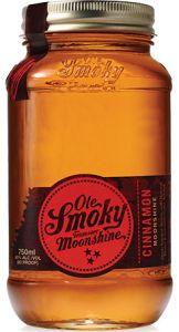 Ole Smoky Moonshine Cinnamon