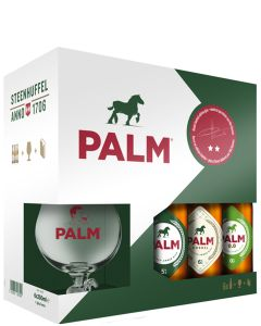 Palm Bierbox Limited Edition + Kookboek