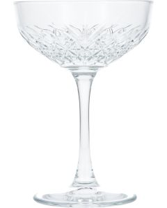 Pasabahce Timeless Champagne Coupe Glas