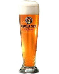 Paulaner Hefe Bierglas 30cl