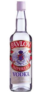 Pavlov Imperial Vodka