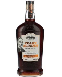 Peaky Blinder Black Spiced Rum