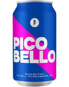 Brussels Beer Project Pico Bello Hazy IPA Zero