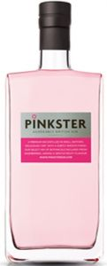 Pinkster Agreeably British Gin