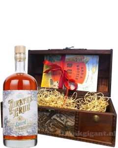 Pirate Grog Spiced Rum Giftbox