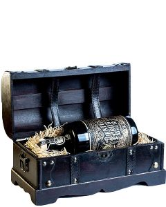 Pirates Grog Dark Rum No.13 in Box