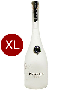 Pravda Vodka Groot 1.75 Liter