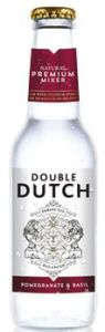 Double Dutch Tonic Pomegranate & Basil