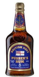 Pusser's British Navy Rum Original