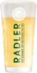 Grolsch Radler Bierglas