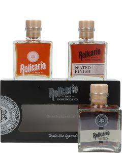 Relicario Ron Dominicano Giftpack