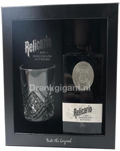 Relicario Ron Dominicano Supremo Giftpack