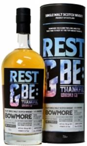 Bowmore 1990 Bourbon Cask 25 Yr. Rest & Be