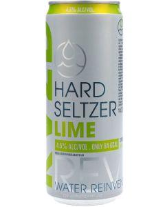 Revized Hard Seltzer Lime