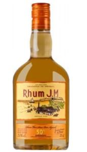 Rhum J.M Gold 50%
