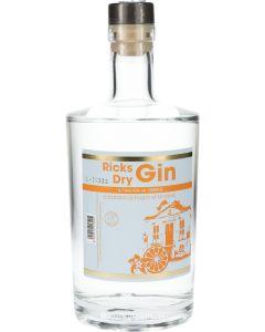 Ricks Dry Gin Orange