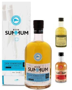 Summum 12 Year Collection Box + 2 mini's