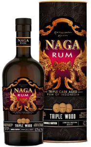 Naga Rum Triple Wood Limited Edition