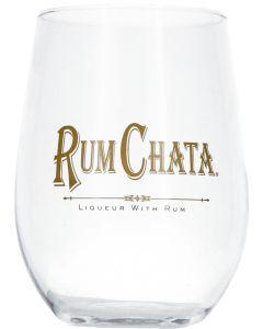 Rum Chata Glas