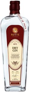 Rutte Dry Gin Limited Edition