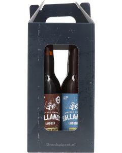 Sallands Proefbox 4 Flessen