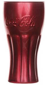 Coca Cola Spiegel / Mirror Glas