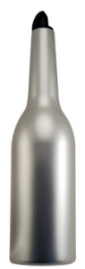 The Bars Flair Bottle Silver