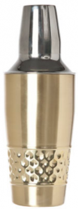 Gouden Cocktail Shaker