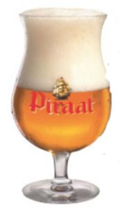 Piraat Bierglas 33cl