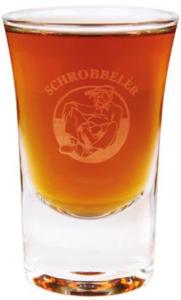 Schrobbeler Shotglas