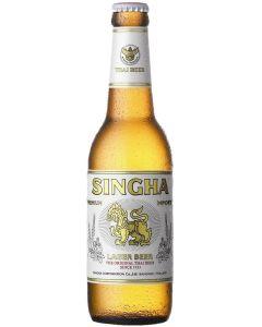 Singha Lager Beer (Korte THT)