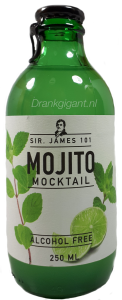 Sir James 101 Mojito Mocktail