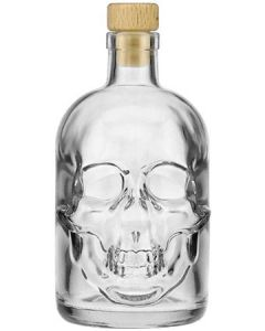 Skull Bottle Dry Gin