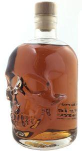 Skull Bottle Bruine Rum