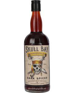 Skull Bay Pineapple Dark Spiced Rum