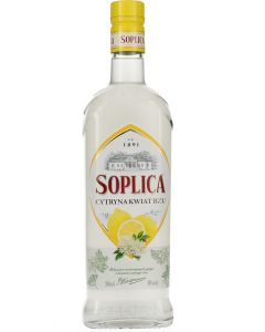 Soplica Citroen Elderflower Likeur