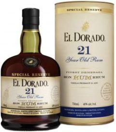 El Dorado 21 Year Old Special Reserve