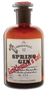 Spring Gin Gentlemans Cut 48.8%