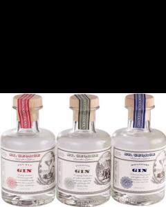 St. George Gin 3-Pack Cadeau