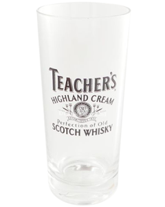 Teacher's Whisky Longdrink Glas