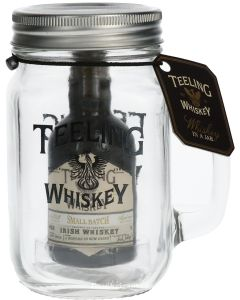 Teeling Whiskey Small Batch Rum Cask In Jarglas