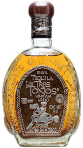 Tequila Los Tres Tonos Reposado