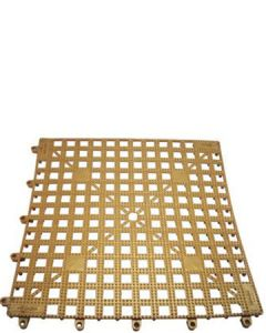 The Bars Glasmat Gold